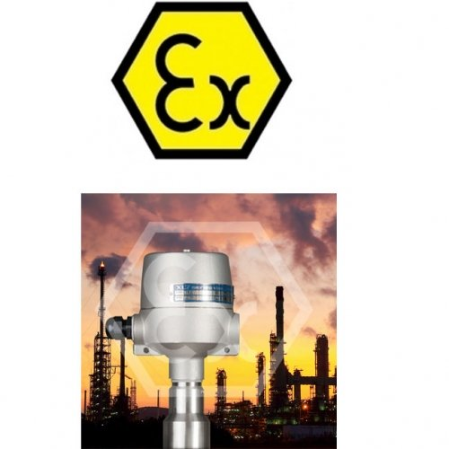 XL7 intrinsically safe viscometers, certified to ATEX Directive 94/9/EC IECEx