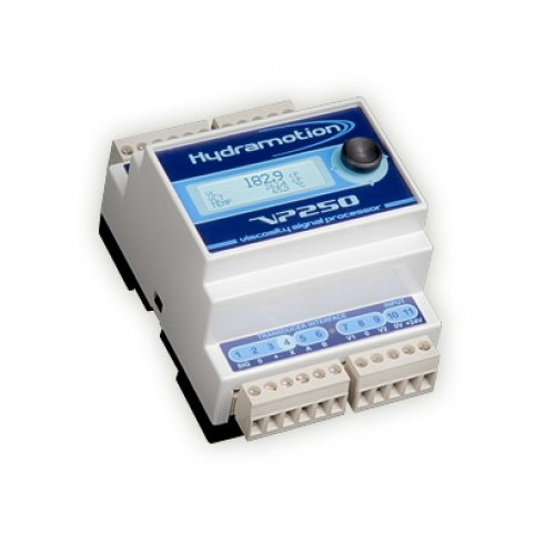 VP250 viscosity terminal block