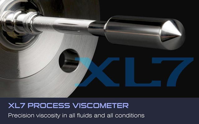 XL7 - Precision viscosity in all fluids in all conditions