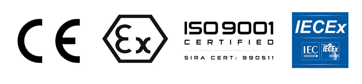 XL5 - ex certified banner